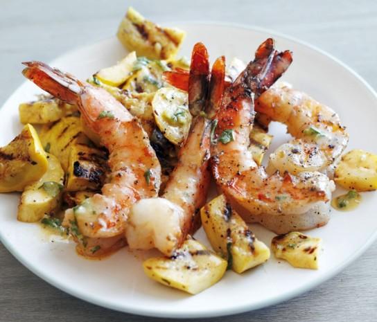 Try veggie Shrimp!